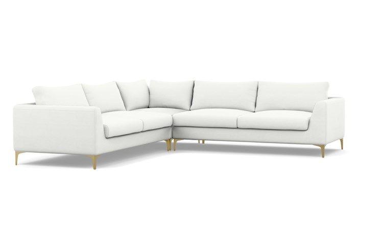 Asher Custom Sectional Sofa Corner Sectional Sofa Sectional