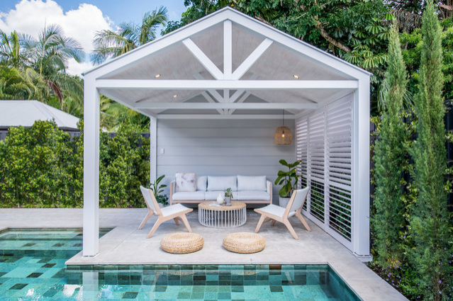 Best 3 Pool Cabana Design Ideas That Will Blow Your Mind Roof Shingles For Australian Homes In 2020 Pool House Designs Pool Gazebo Pool Houses