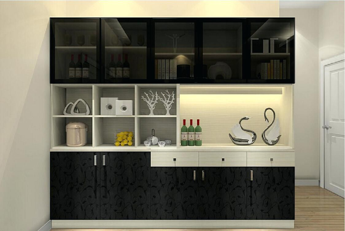 Articles with Modern Crockery Cabinet Designs Dining Room ...