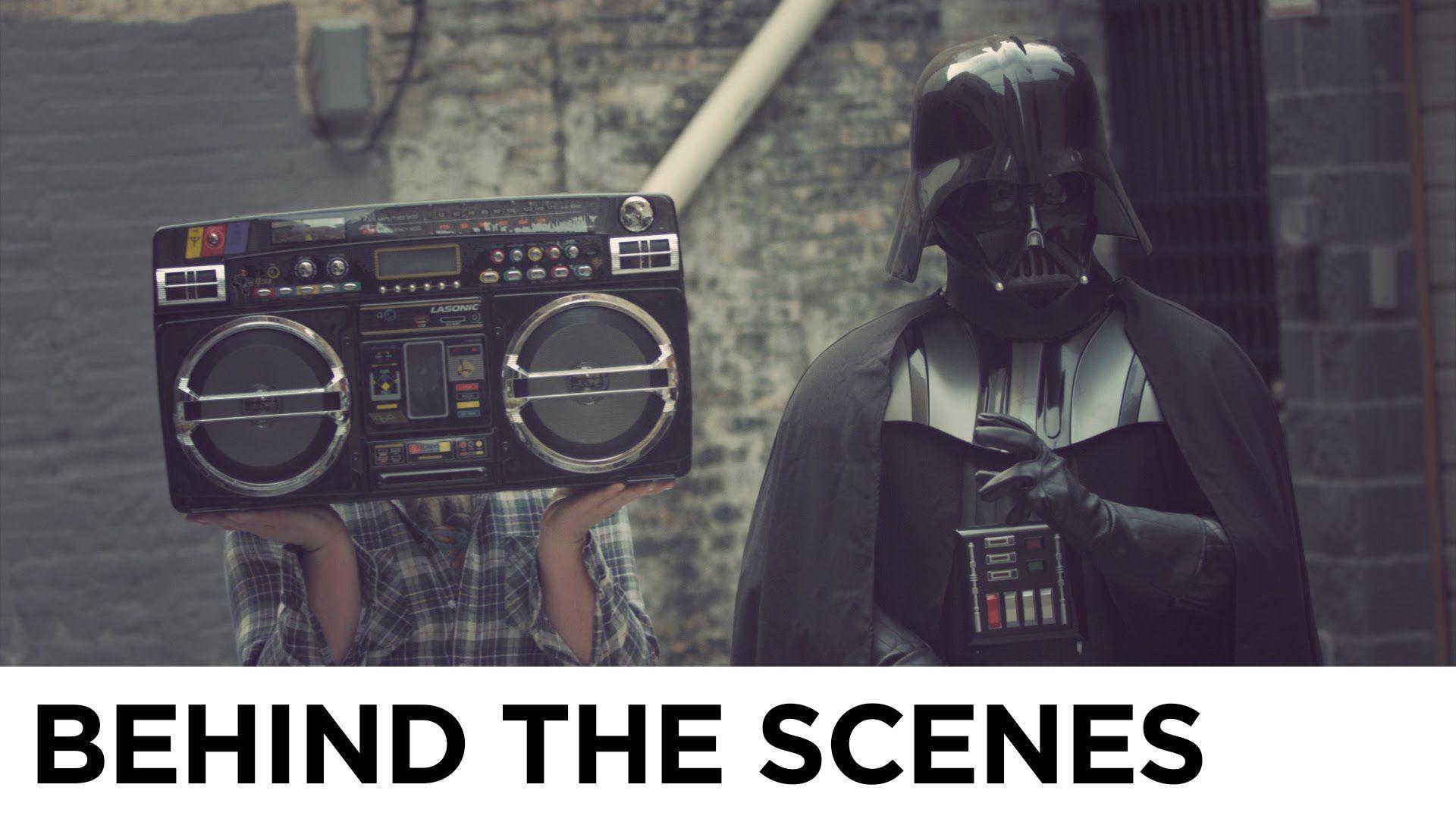 Stormtrooper Twerk - Behind the Scenes