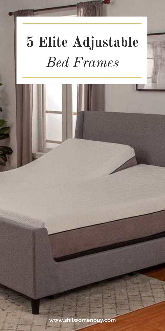 5 Elite Adjustable Bed Frames Adjustable Bed Frame Adjustable