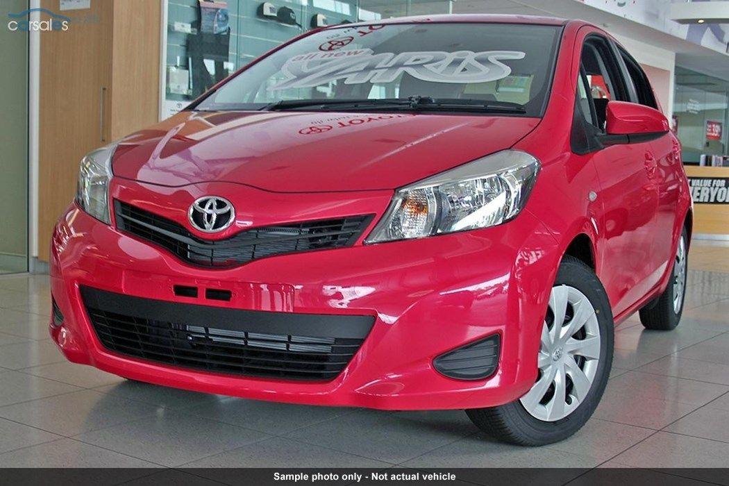 Pink Toyota Yaris Pink Car New Cars Yaris