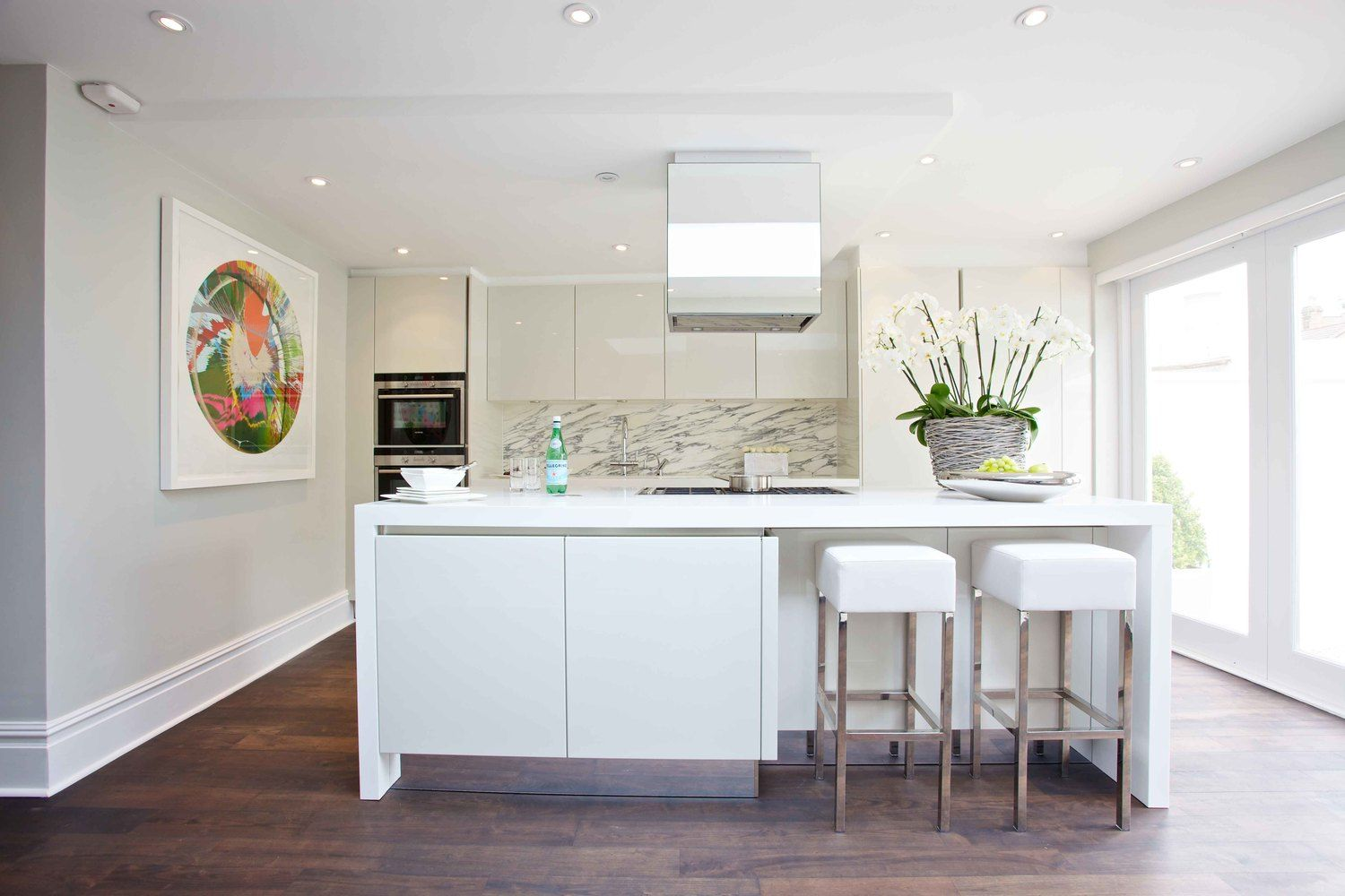 Richmond — Luxury Interior Design  London  Surrey  Sophie Stunning Kitchen Design Richmond Design Inspiration