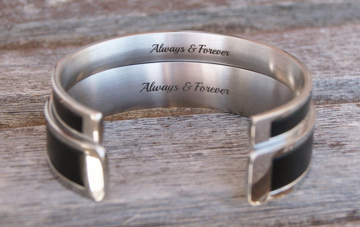 Matching Bracelets For Couples Unique Wedding Gift Or Anniversary