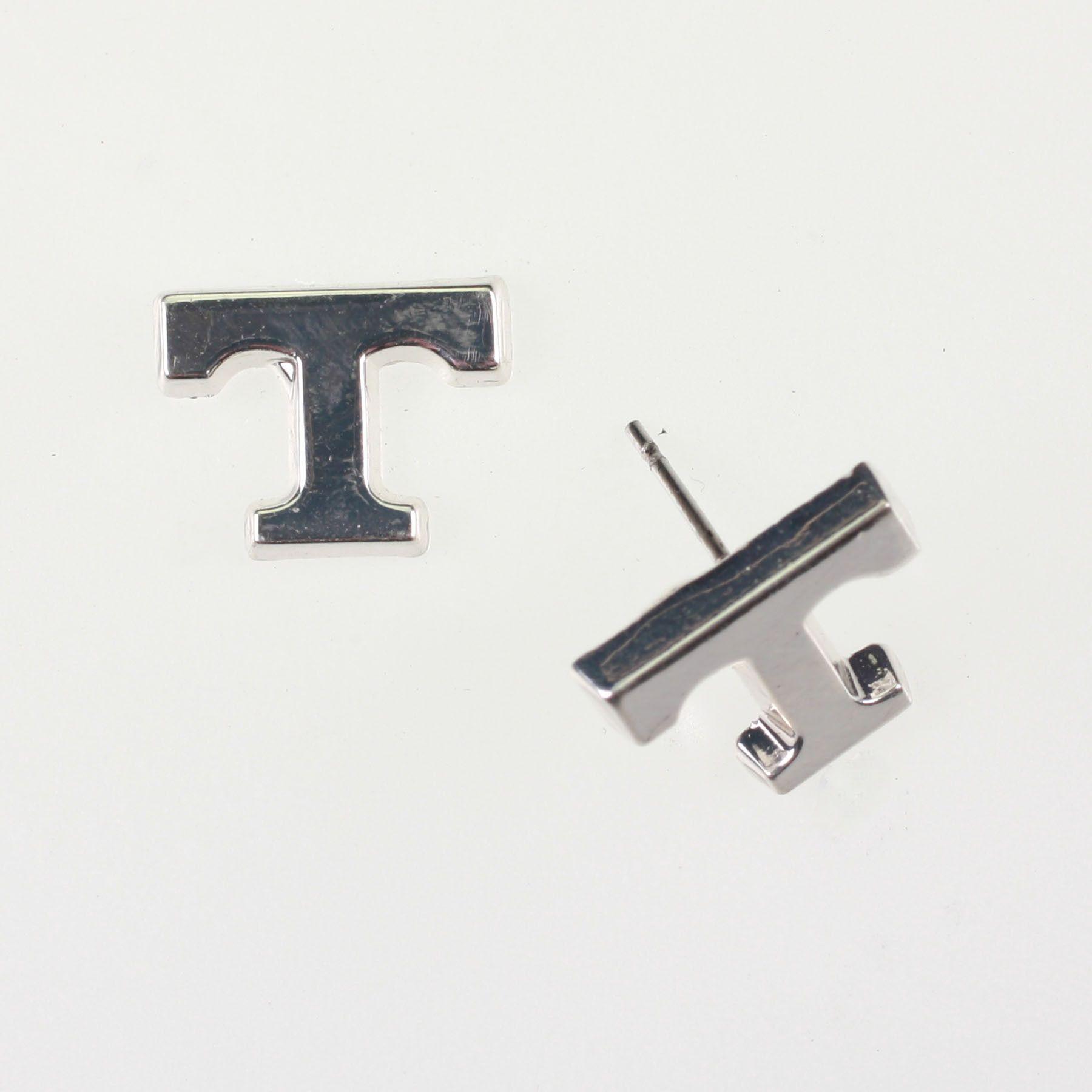 Tennessee Logo Stud Earrings