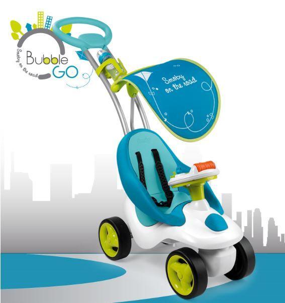 Bubble Go 2 in 1 Rutschfahrzeug von Smoby