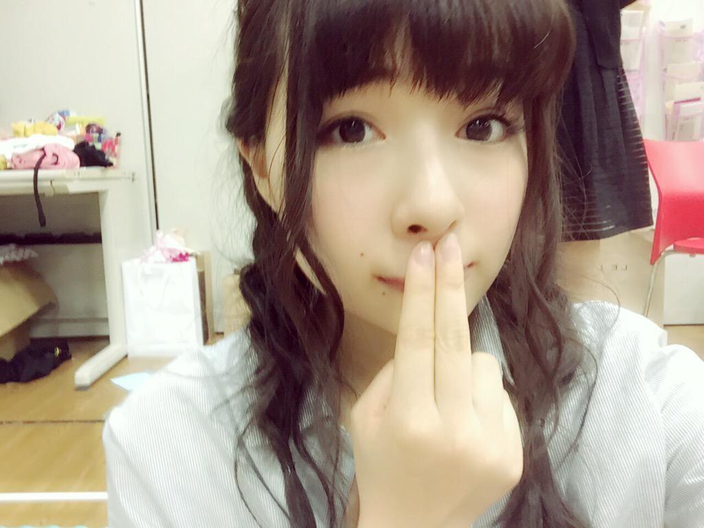 Sae Murase  https://twitter.com/murasesae_0330/status/592686068861898752