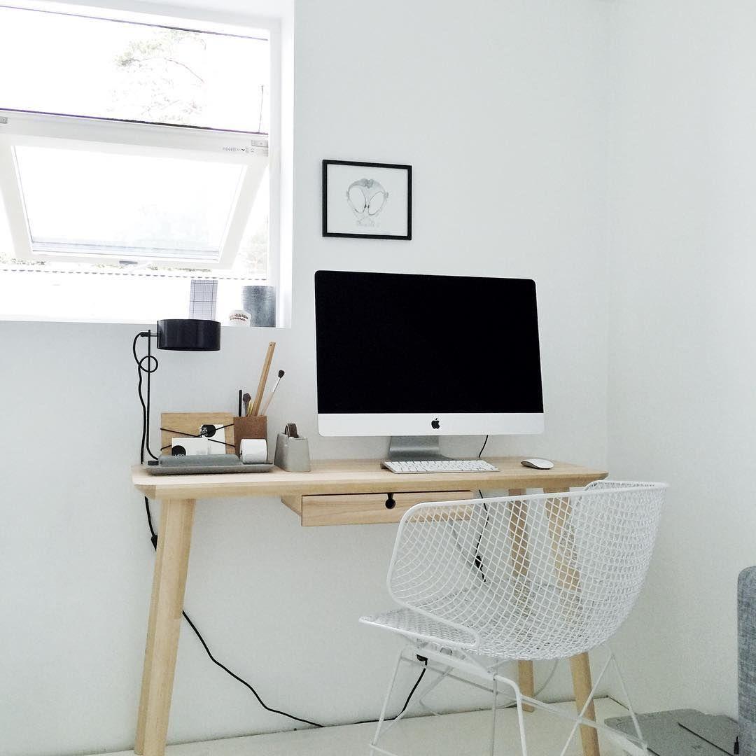 Ikea Lisboa Desk Ig Funksjonelt Home Office Design Desk