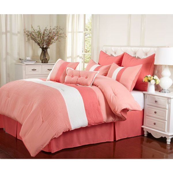 sets pin set king pc reversible luca your coral comforter sale let regular