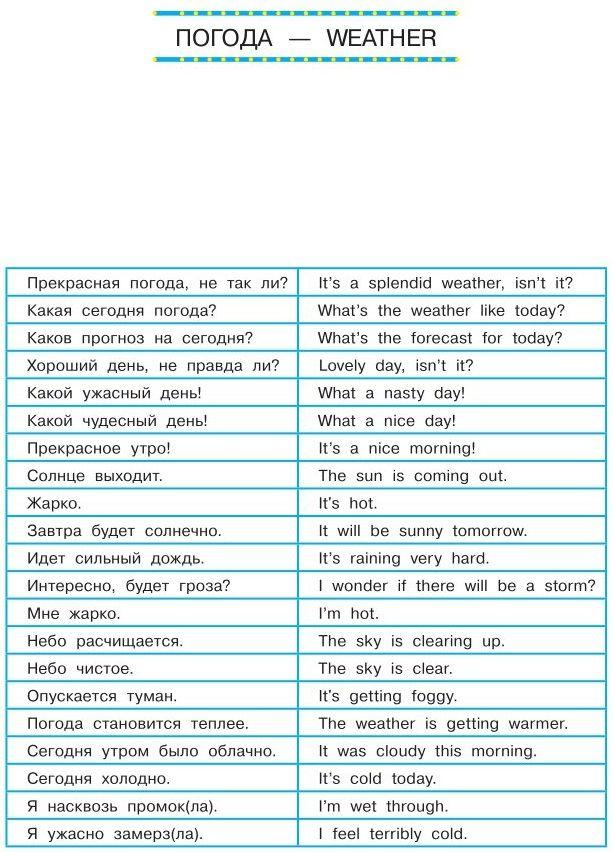 Pin By Margo Mm On Razgovornik 2 English Phrases English Textbook Learn English