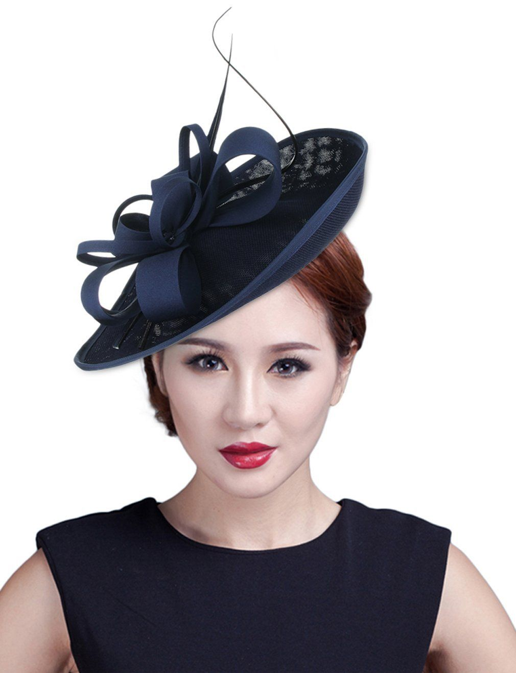 Full Wedding headdress a la vogue queen photos
