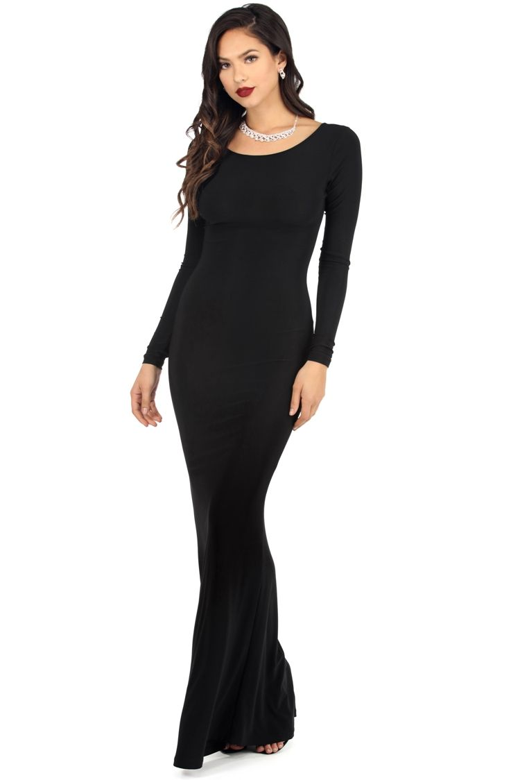 Final sale chanelle black formal dress formal black and clothes