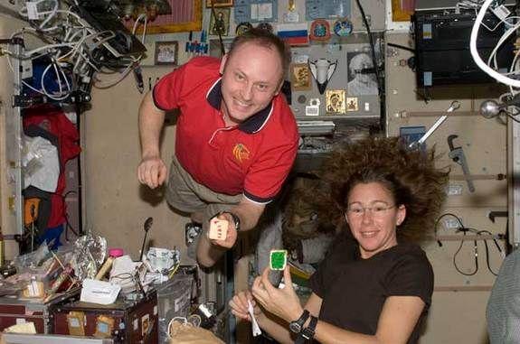 Christmas Cookies in Space