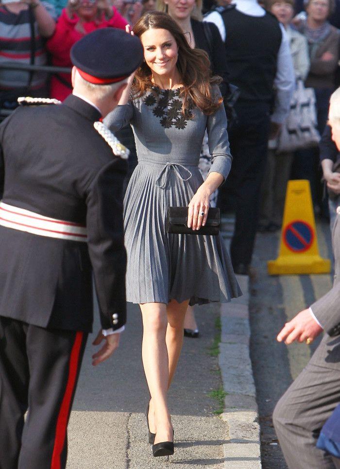 48ed5dd1 Kate Middleton, 2015 Elegante Kjoler, Afslappet Kjoler, Prinsesse Kate,  Hertuginden Af Cambridge