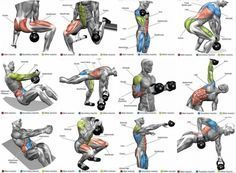 best fitness exercises with kettlebell  healthy training