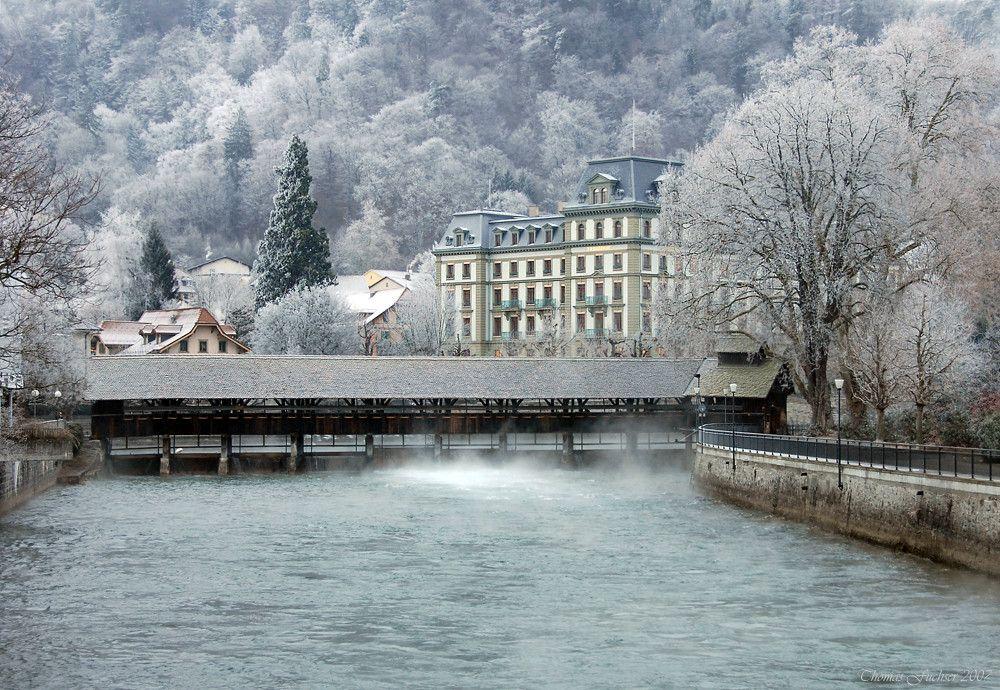 Winterzauber in Thun