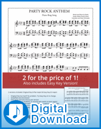 Pin On Simplified Sheet Music New Piano Brag Songs