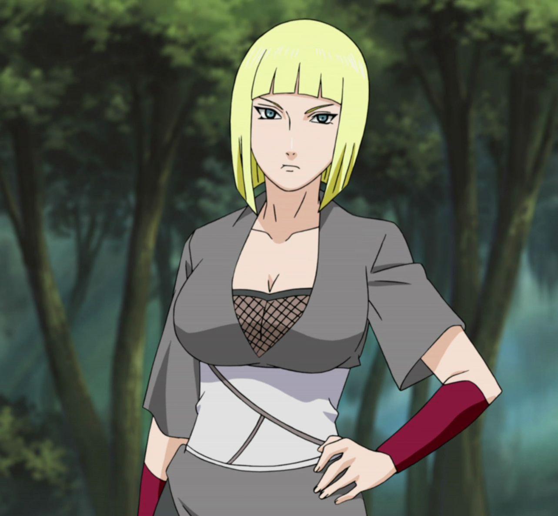 Samui Naruto