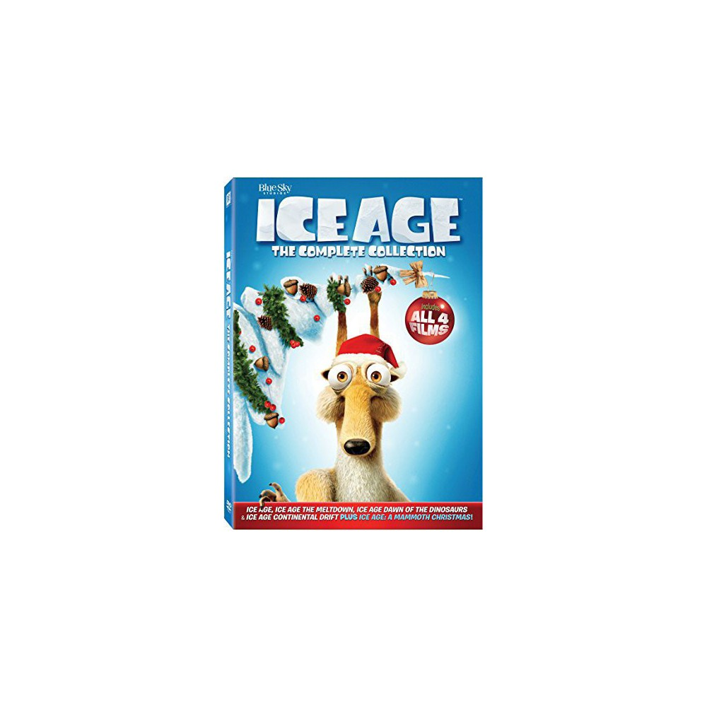 Ice Age: The Complete Collection (Dvd) | Ice age and Products