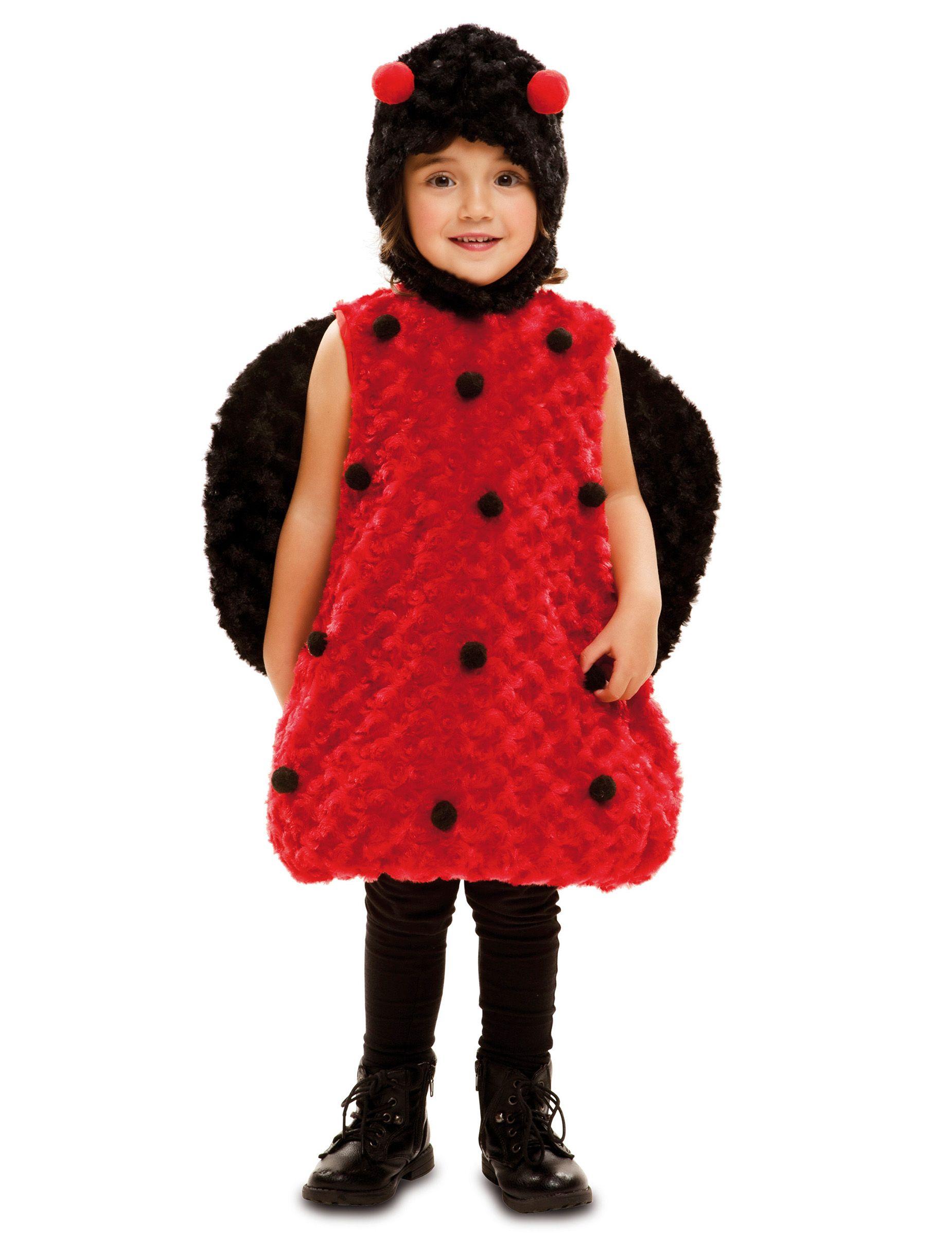 allacciarsi dentro servizio duraturo acquisto speciale Costume coccinella per bambino   Costumi di carnevale   Cute ...