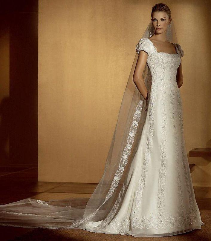 77d060f01b9 Modest Wedding Gowns Sophisticated Bride - simple modest wedding dress an  elegant yet sophisticated dress style ipunya - smartvaforu.com