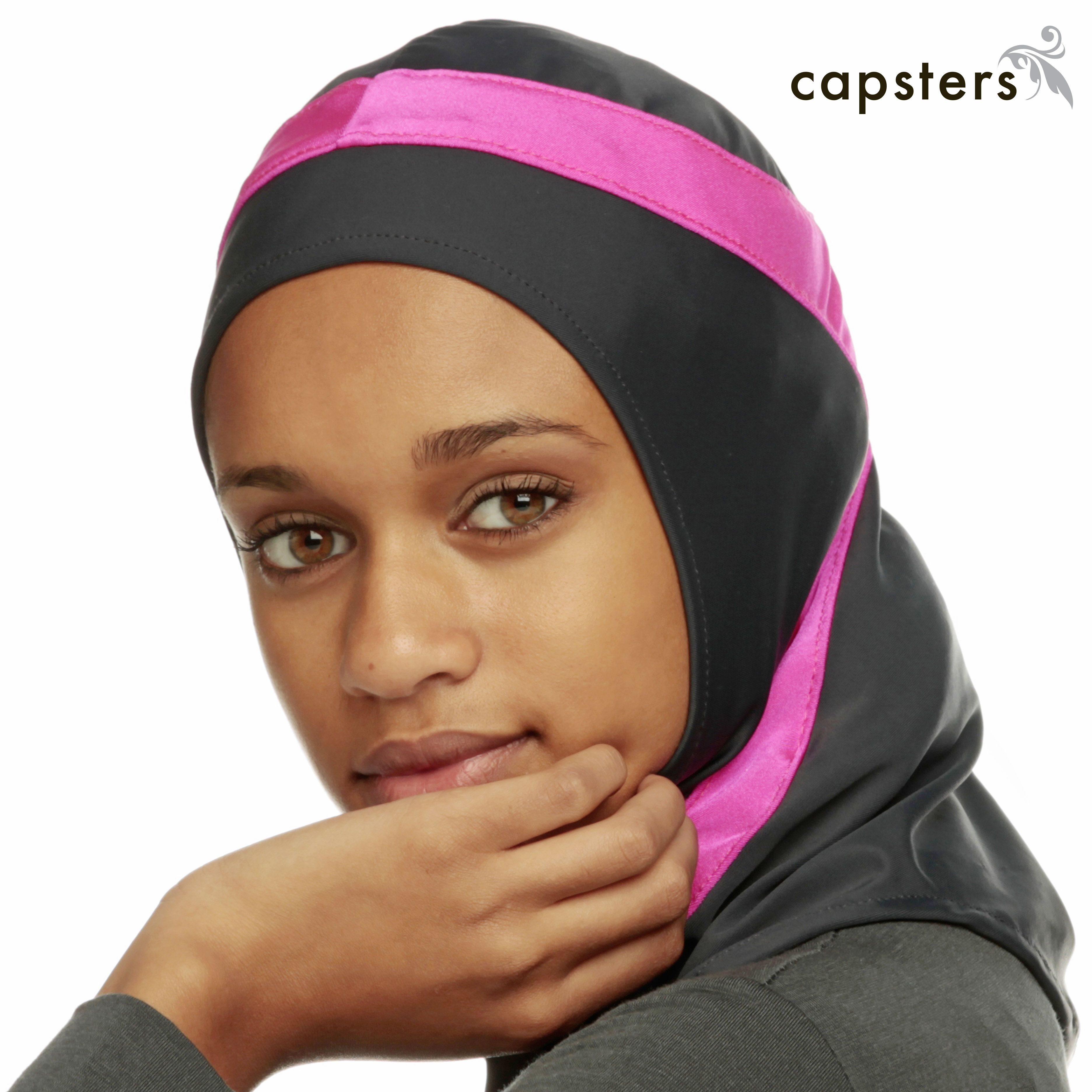 Pin By Capsters On Capsters Sports Hijabs