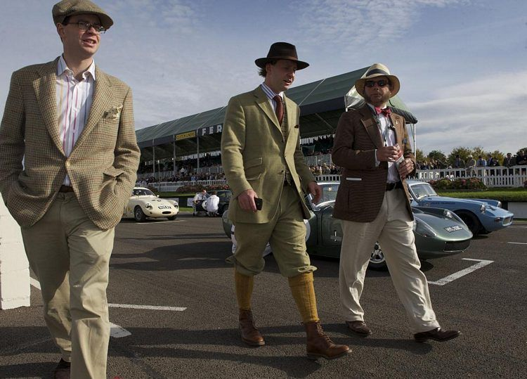 Goodwood Revival outfits: the best of 2016 British GQ 14