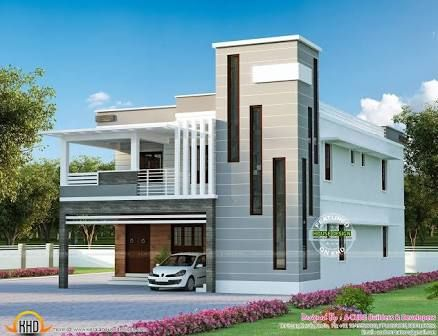 Image result for modern house front elevation designs | manoj ...