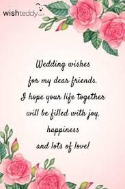 Image Result For Marriage Wishes Wedding Congratulations Card Wedding Wishes Messages Wedding Card Messages