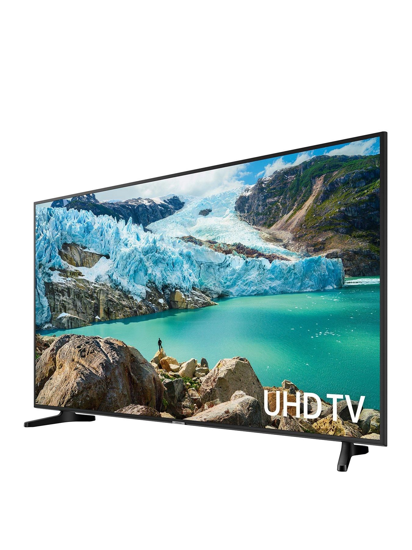Samsung UE65RU7020KXXU 65 inch HDR Smart 4K TV with Apple