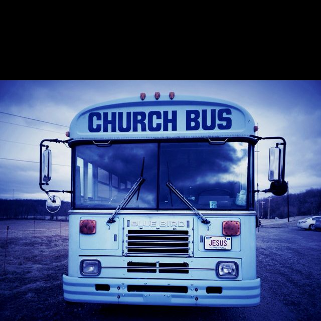 Bus Ministry Every Sunday Morning Since I Could Walk