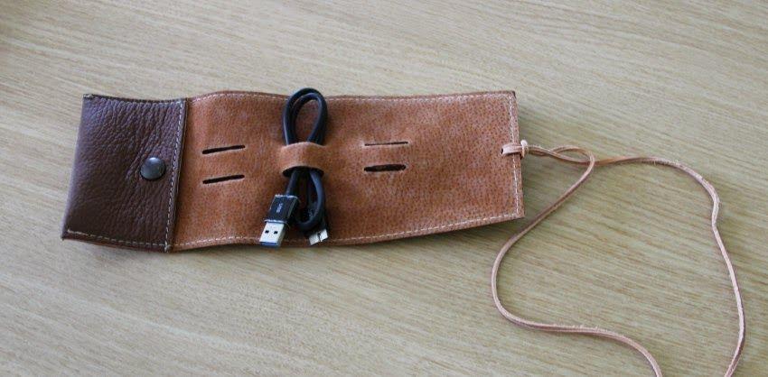 Design by Simonne: Opbergen van kabels