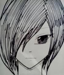 Resultado De Imagen Para Dibujos De Animes Faciles De Hacer