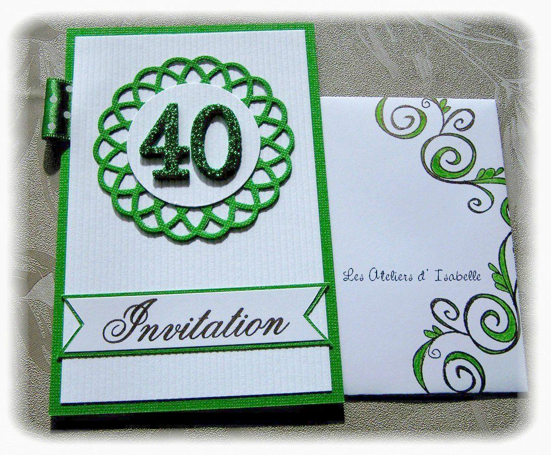 carte invitation anniversaire adulte 60 ans carte invitation anniversaire pinterest. Black Bedroom Furniture Sets. Home Design Ideas