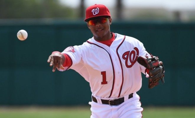 Wilmer Difo could provide spark for Washington Nationals