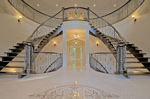 Luxury Staircases   ... 31st At 09 28pm Tagged As Luxury Stairs Staircase  Interior