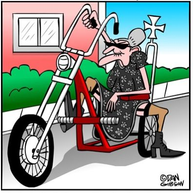 biker jokes a great collection of jokes funny pictures - 396×396