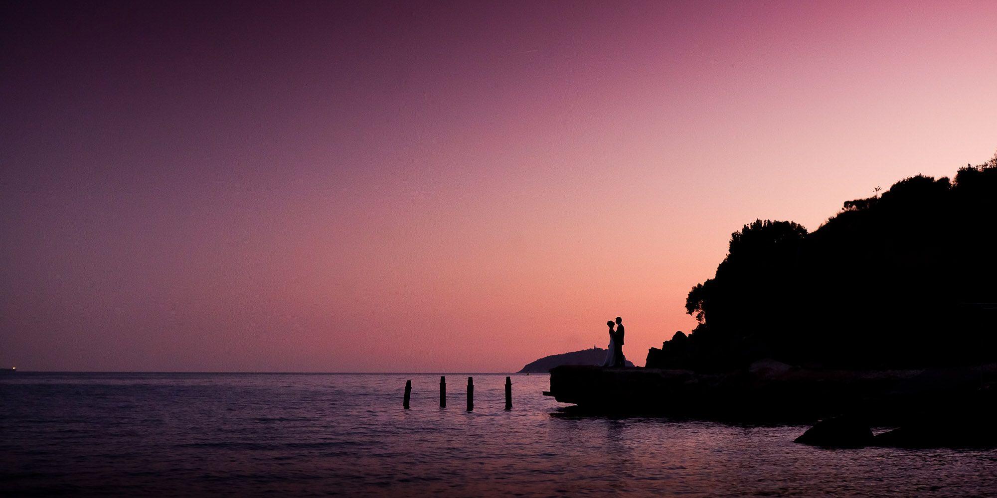 A wonderful wedding in Riviera