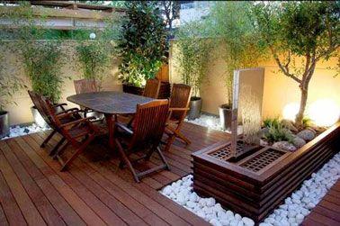 Petite Terrasse à L Aménagement Plein D Astuces Déco J