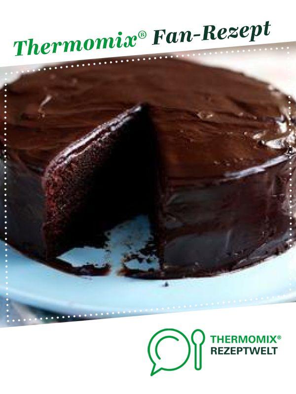 Weltbester Schoko/Nutella Kuchen von BeautyThermi. Ein Thermomix Rezept aus der Kategorie Backen süß auf www.rezeptwelt.de, der Thermomix Community.