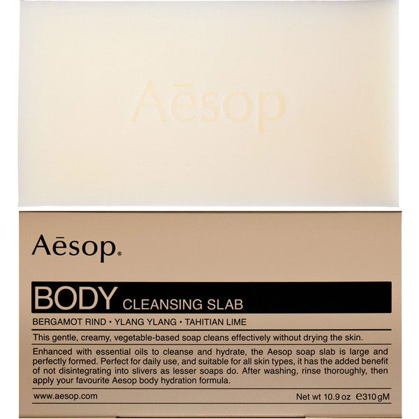 Aesop Body Cleansing Slab 310g 33 Sgd Liked On Polyvore