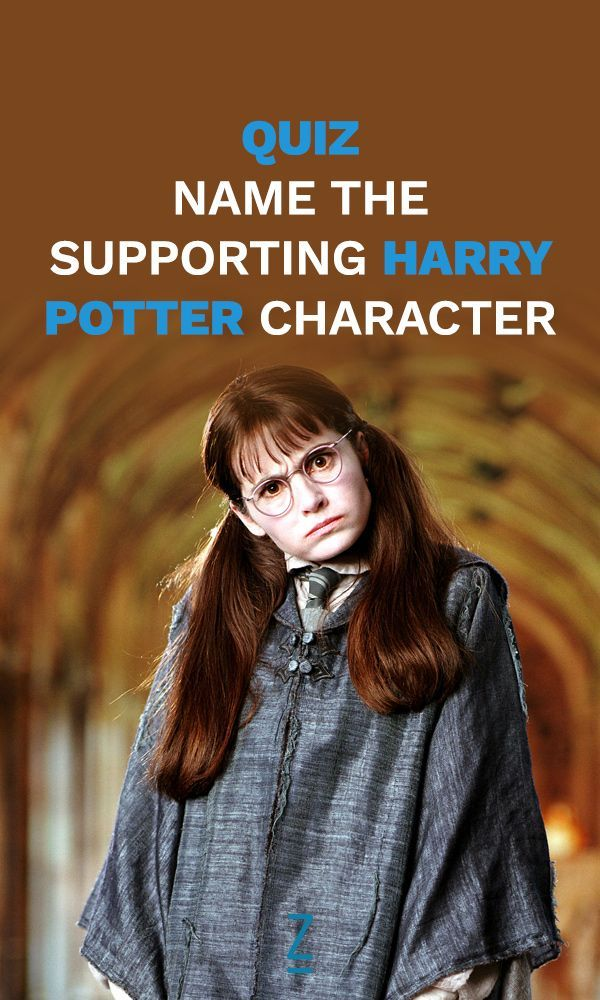 Which Harry Potter Character Are You? Quizzes Harry
