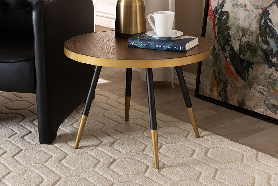 41+ Two tone coffee table round inspirations