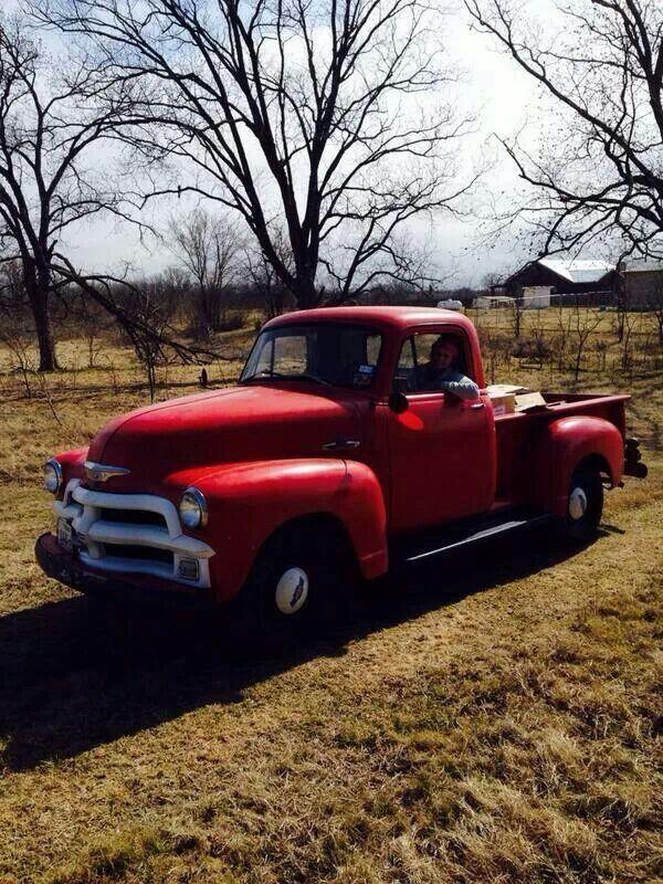 Miranda Lambert ' s '55 pickup truck | cast Cars & Trucks ...