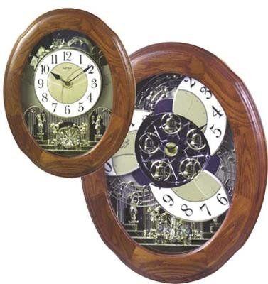 Rhythm Clocks Nostalgia Oak Legend - Model #4MH833WB06 Rhythm Clocks http://www.amazon.com/dp/B003COQKF0/ref=cm_sw_r_pi_dp_-Yr4ub1VFX01Q