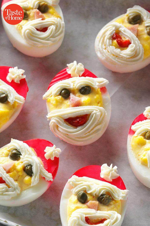 The Tastiest, Most Festive Snacks To Serve On Christmas