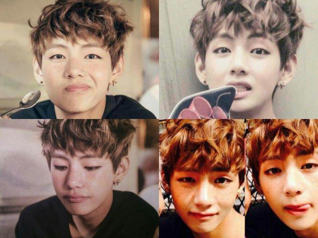 curly hair taehyung 🐯 | anything bts | taehyung, bts boys