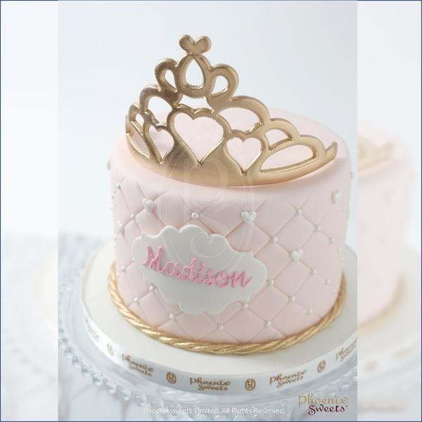 4th Birthday Cakes Celebration Order Cake Fondant Princess Hong