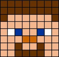 template for steve minecraft - Google Search                                                                                                                                                                                 More