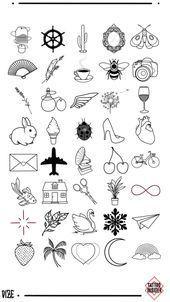, 160 Original kleine Tattoo Designs  Tattoo Insider #Designs #Insider #kleine #O, My Tattoo Blog 2020, My Tattoo Blog 2020